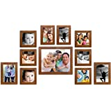 Painting Mantra Memory wll photo frame - set of 11 individual photo frames
