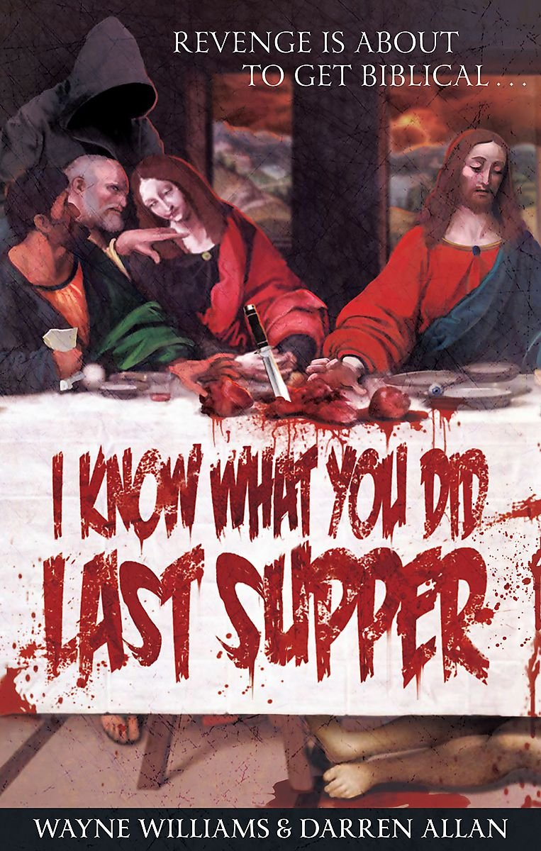 I Know What You Did Last Supper ebook