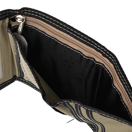 4fcd2c9b7 OURBAG Hombre Carteras Cartera de lona Vertical Masculino Bolso Carteras  Albaricoque: Amazon.es: Equipaje