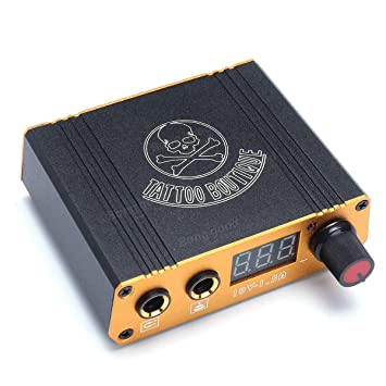 Aluminum Alloy Mini Power Supply 18v 15a Tattoo Power Tattoo