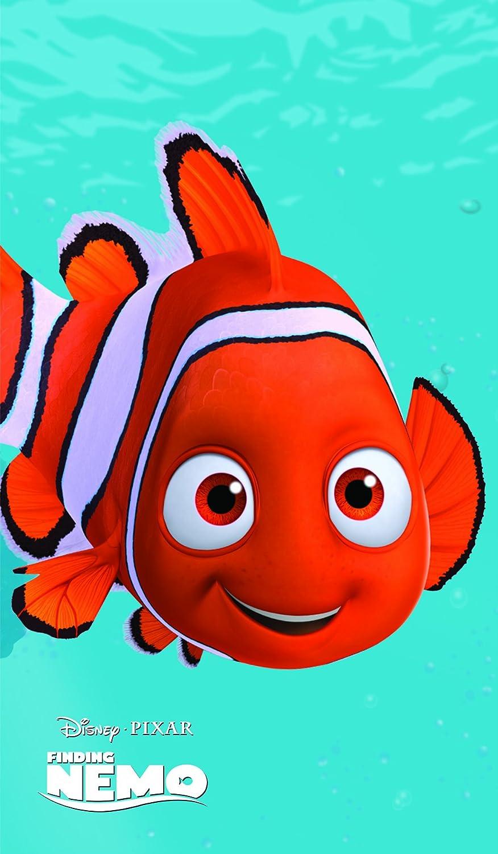 CTI 040418 Toalla de Playa Nemo Maxi, Terciopelo, 70 x 120 cm: Amazon.es: Hogar