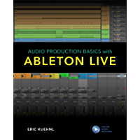 Audio Production Basics with Ableton Live book cover