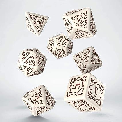 Amazon com: Pathfinder Playtest Dice Set Return of The Runelords (7