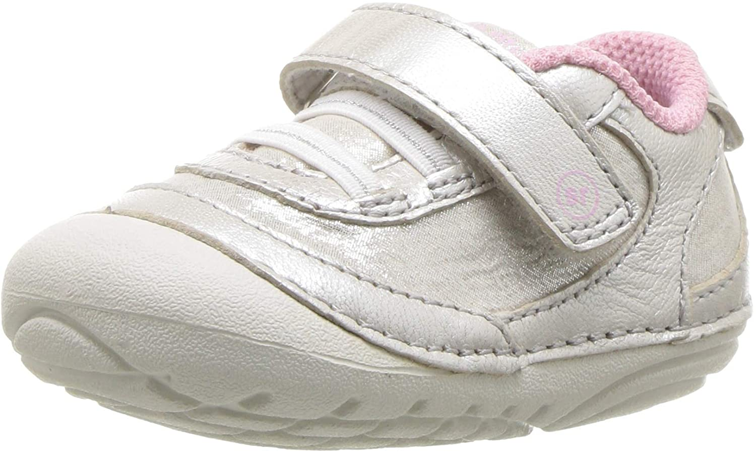 | Stride Rite Soft Motion Baby and Toddler Girls Jazzy Casual Sneaker | Sneakers