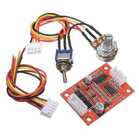 Amazon com: 12V Brushless Motor Driver Controller Board Kit
