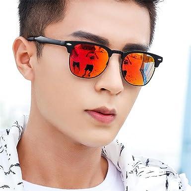 c50559cf434 HCIUUI 2018 new sunglasses men s polarized lenses tide personality driver  eyes female driving sunglasses men driving