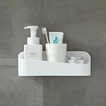 Fealkira Wand Montiert Regalscheiben Badezimmer Dusche Rack