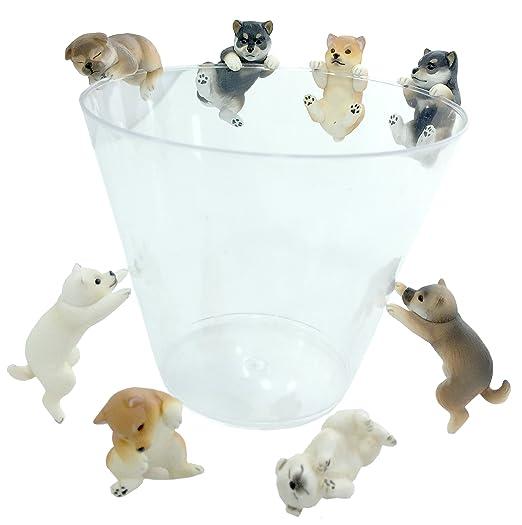 Amazon.com: Kitan Club Putitto Shiba Inu - Taza para perro ...