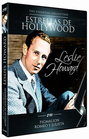 Amazon.com: Colección Estrellas De Hollywood: Leslie Howard (Import Movie) (European Format - Zone 2) [1938]: Movies & TV