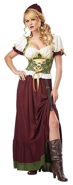 Amazon.com: california costumes Women s renacimiento ...