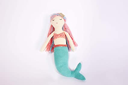 Aurora Mermaid amigurumi pattern - printable PDF – Amigurumi Today ... | 283x425