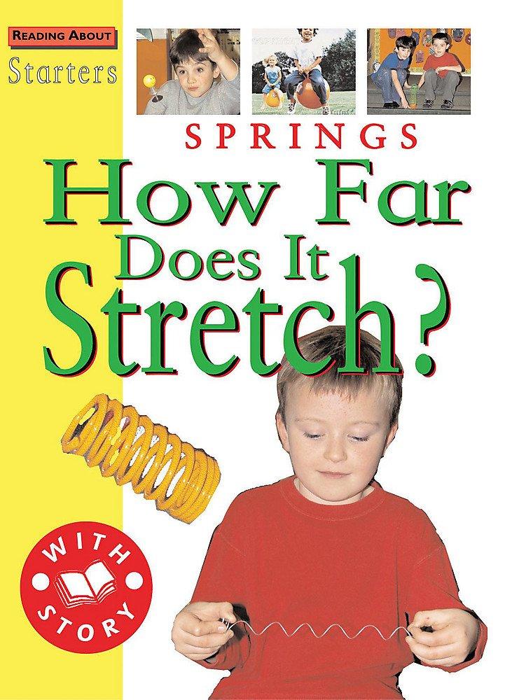 L3: Springs-How Far Does It Stretch? (Starters)