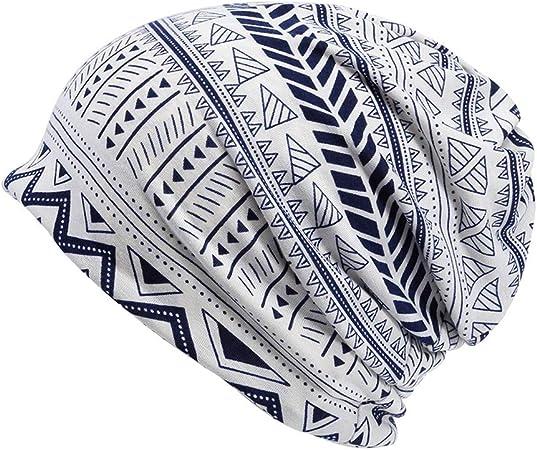 TININNA Gorro Unisex de Bambú para quimio y oncológicos,Turbante de algodón Pañuelo en la Cabeza Abrigo Sombreros para quimioterapia Pérdida de Cabello Sueño: Amazon.es: Hogar