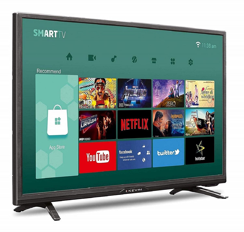 95e64311790 Kevin 80 cm HD Ready LED Smart TV K32CV338H  Amazon.in  Electronics