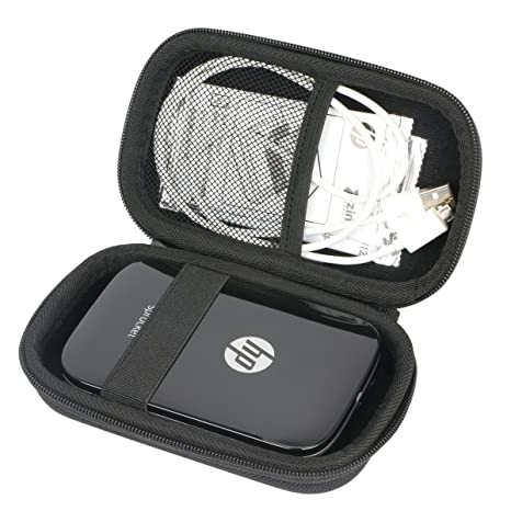 para HP Sprocket - Impresora fotográfica portátil EVA Funda ...