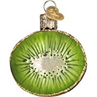 Old World Christmas Ornaments: Kiwi Glass Blown Ornaments for Christmas Tree