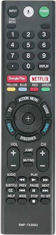 Original Sony Remote Control for XBR49X835D XBR-49X835D XBR55A1E XBR55X850D
