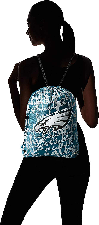 NFL Buffalo Billswomens Script Drawstring Backpack