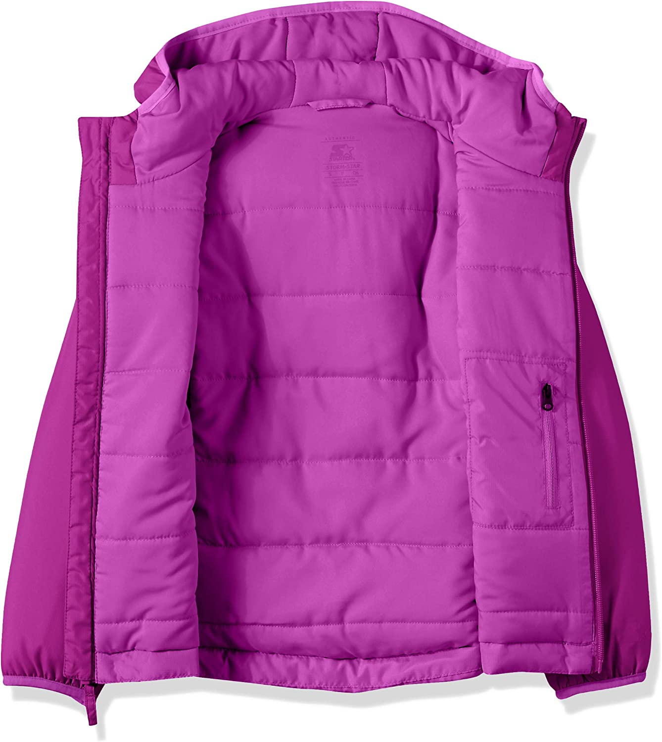 Exclusive Starter Girls Insulated Breathable Jacket
