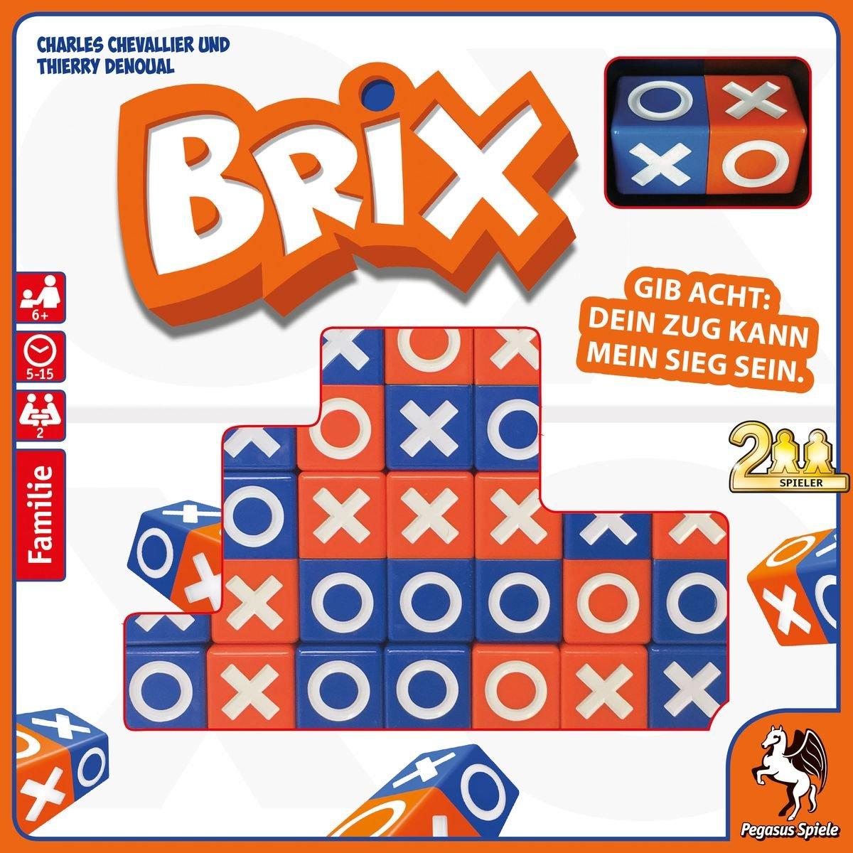 #Juegodemesa Brix por 18,28€ ¡¡12% de descuento!!