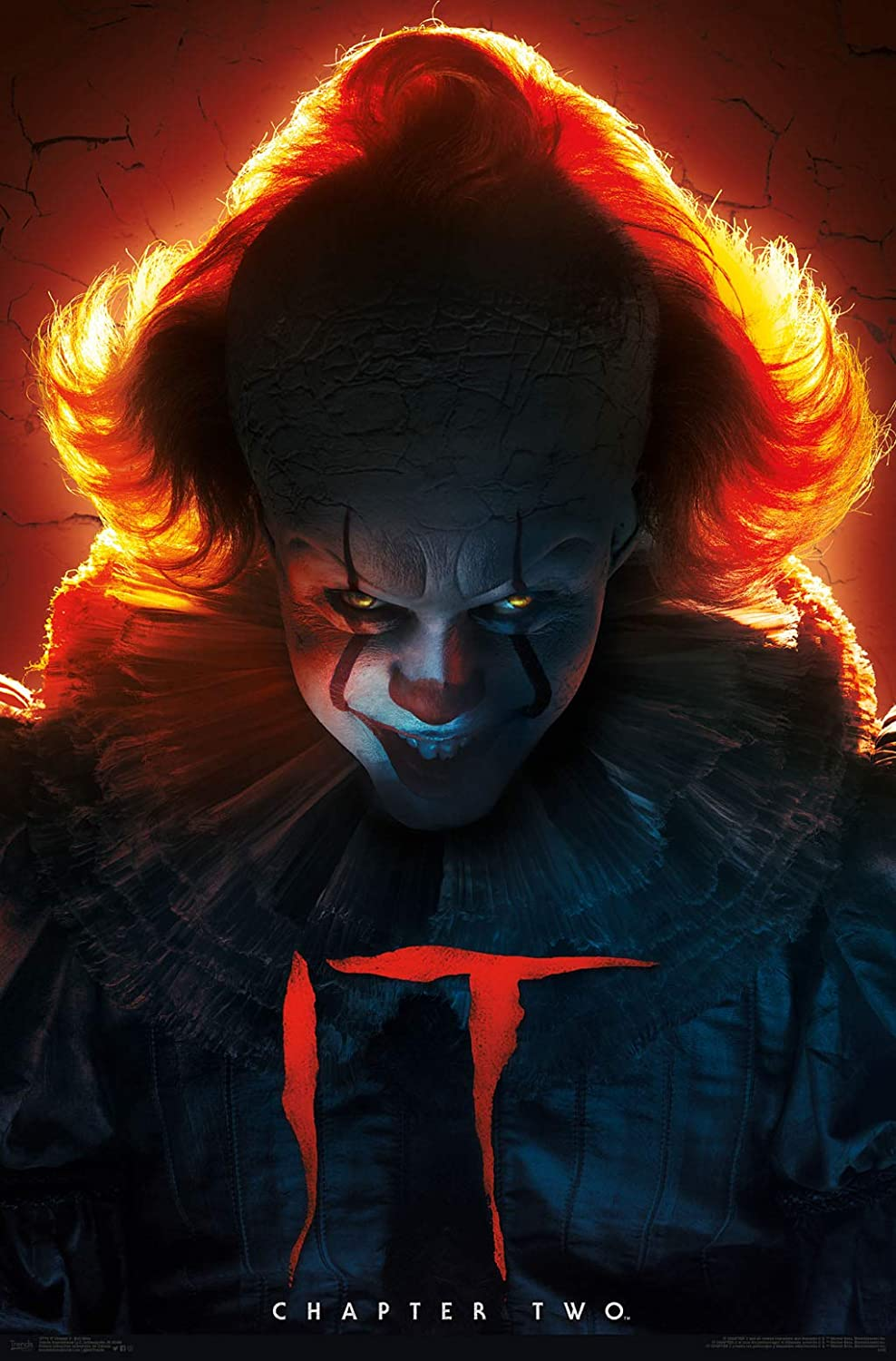 IT Chapter Two (IT 2) 2019 Hindi Dual Audio 480p HDRip x264 ESubs 400MB