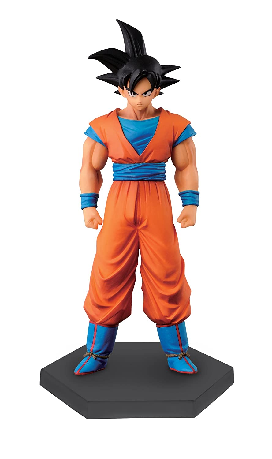 Banpresto Dragon Ball Z 5.9-Inch Goku Figure, Chozousyu Volume 3