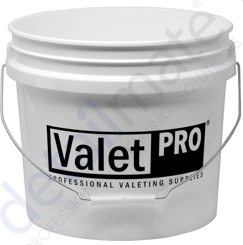 detailmate ValetPRO Wash Bucket 3,5 Gal ca.12L Wascheimer by Grit Guard