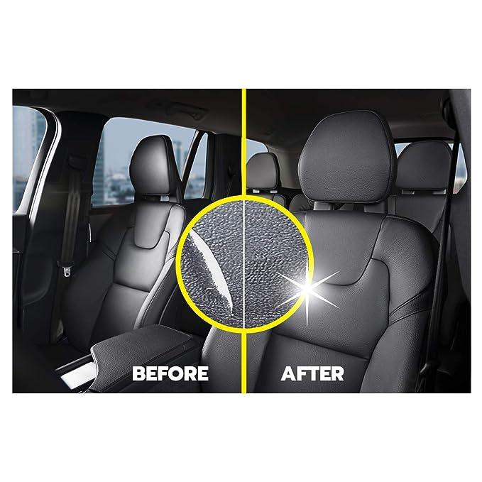 Amazon.com: ATG – Fundas para asientos de coche piel Kit de ...