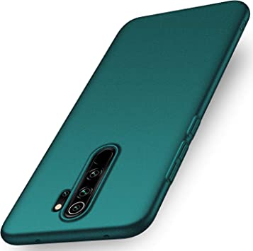 anccer Funda Xiaomi Redmi Note 8 Pro, Ultra Slim Anti-Rasguño y ...