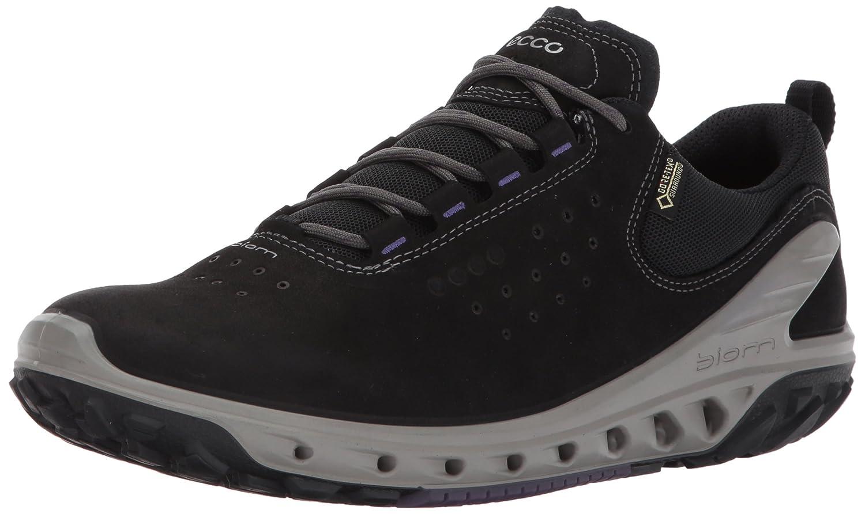 ECCO Women's Biom Venture Gore-Tex Tie Hiking Shoe B01M31QKCU 39 EU / 8-8.5 US|Black/Black