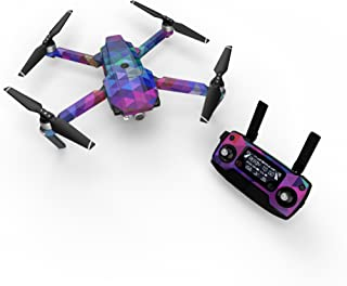 product image for Charmed Decal for Drone DJI Mavic Pro Kit - Includes Drone Skin, Controller Skin and 3 Battery Skins