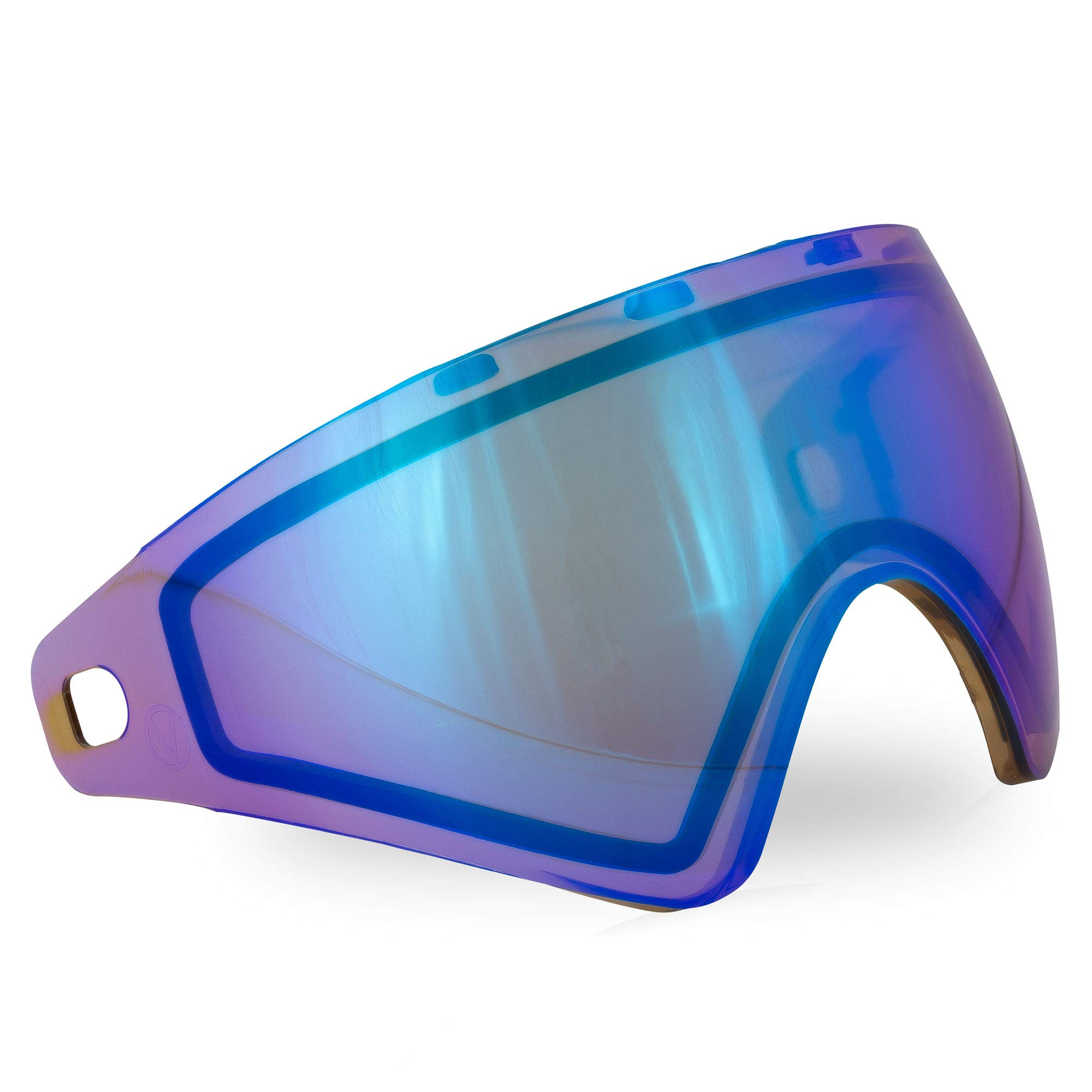 Bunker Kings CMD/Virtue VIO Thermal Paintball Goggle/Mask Replacement Lens - HD Azure by Bnkr Kings