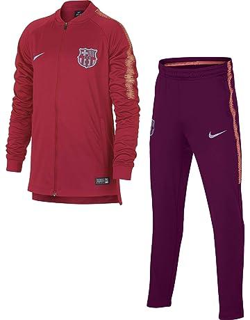 Nike FCB Y Nk Dry Sqd TRK K Chándal f0d9ca254c0
