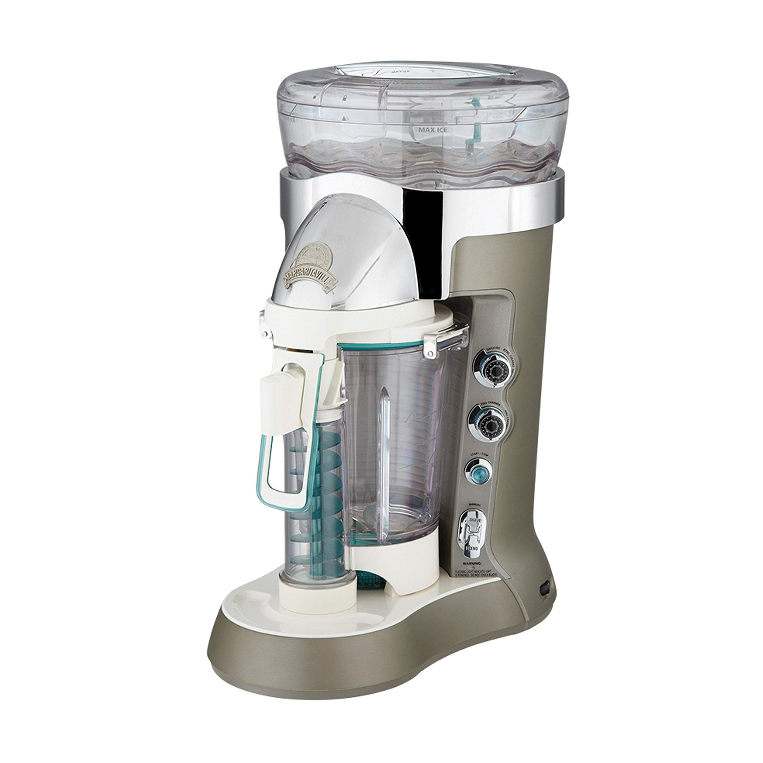 Margaritaville Bali Frozen Concoction Maker with Self-Dispensing Lever and Auto Remix Channel, DM3500 by Margaritaville