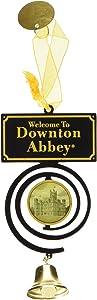 Kurt Adler Downton Abbey Pull Bell Christmas Ornament