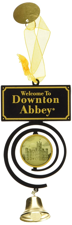 Kurt Adler DA2133 Downton Abbey Pull Bell Ornament, 4.75-Inch