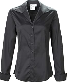 product image for Revere Collar Shirt Black