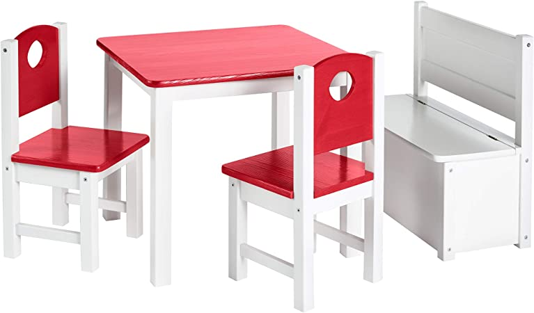 Enfants1 Table pour et Ensemble Table SunDeluxe chaises EH2WD9I
