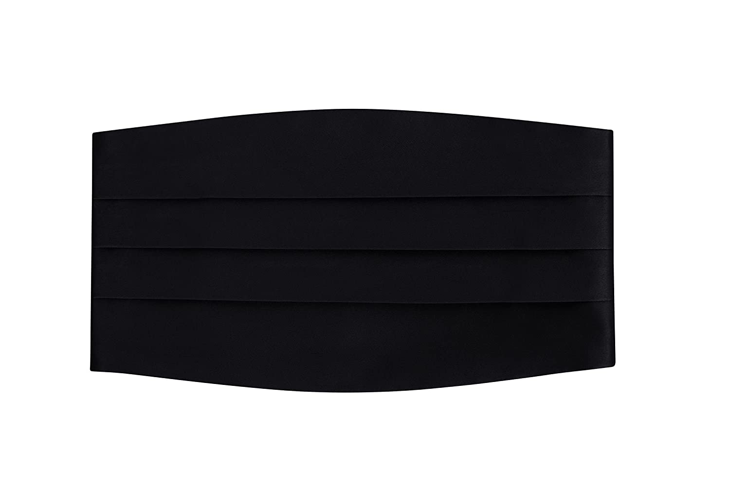 Men's Adjustable Satin Cummerbund - Many Colors Available