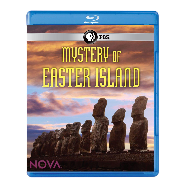 Blu-ray : Nova: Mystery Of Easter Island (Blu-ray)