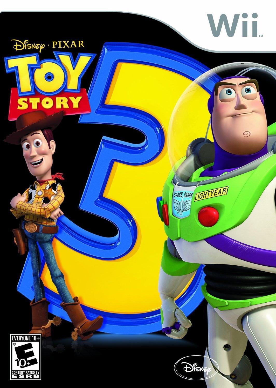 Amazon Com Toy Story 3 Nintendo Wii Disney Interactive Distri Video Games