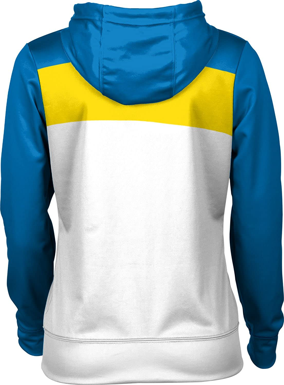 ProSphere Hilbert College Girls Zipper Hoodie School Spirit Sweatshirt Prime