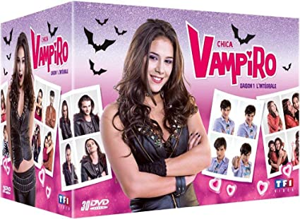 official store online for sale professional sale Chica Vampiro-Saison 1 l'intégrale: DVD & Blu-ray : Amazon.fr