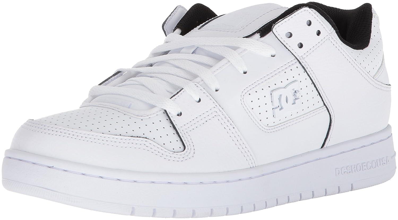 DC Men's Manteca SE Weiß Skate schuhe, Weiß SE schwarz, 12 D US 53e6a2