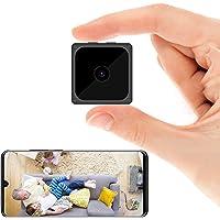 ODLICNO Mini cámara de Seguridad WiFi Inalámbrica Cámara