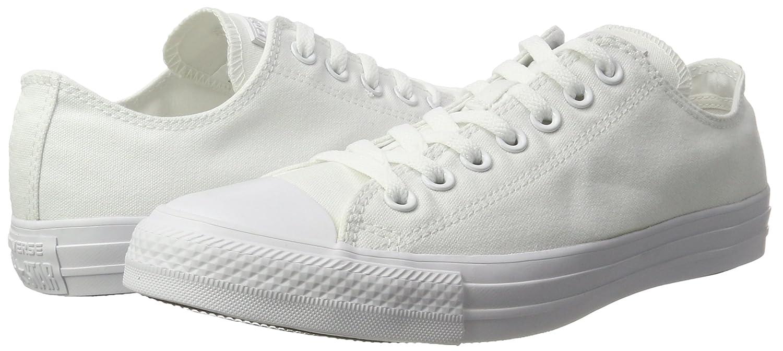 Converse Taylor Unisex - Erwachsene C Taylor Converse Sneakers, Weiß (Monocrom) 6b0ffe