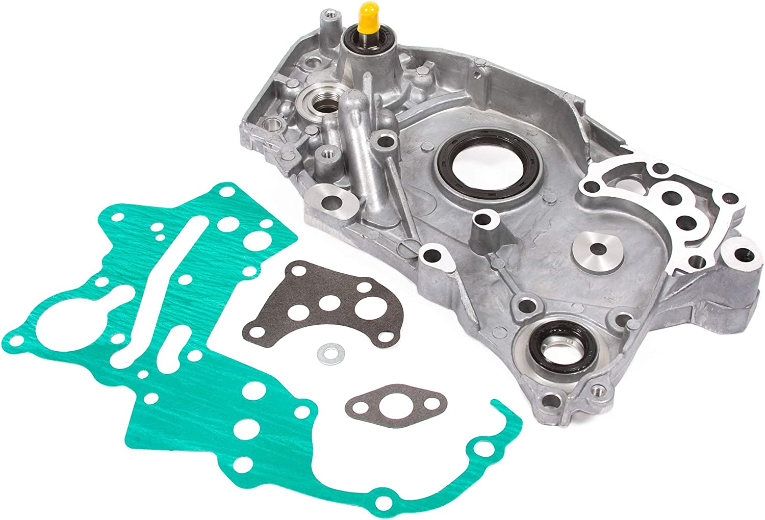 Evergreen OP5005 Fits 89-92 Eagle Hyundai Mitsubishi Plymouth 1.6 1.8 2.0 DOHC 4G63 4G63T Oil Pump