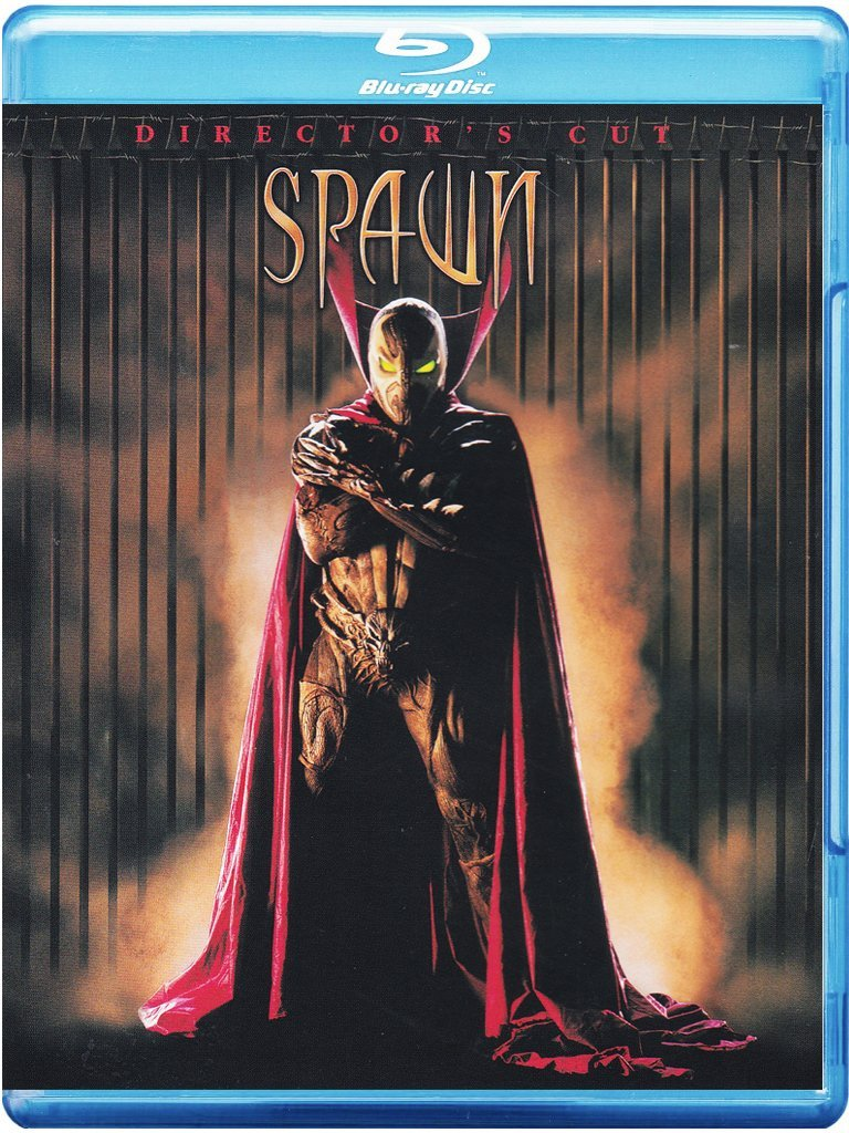 Spawn - Director's Cut (1997) Full Blu Ray 1:1 AVC ITA DD 2.0 - DEU DTS HD-MA 5.1