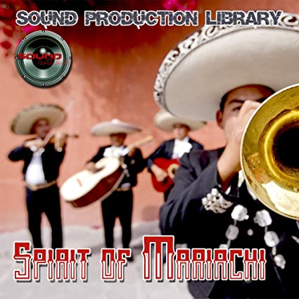 Amazon com: MARIACHI SPIRIT - UNIQUE original Multi-Layer Studio WAV