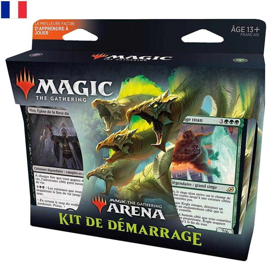 Magic Kit de d/émarrage Arena Magic The Gathering